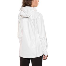 Columbia Outdry Ex ECO Tech Shell Jacket Women white undyed